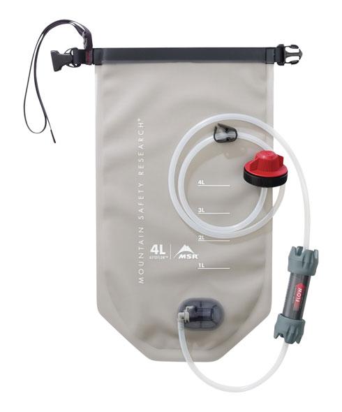 MSR® AutoFlow Gravity Filter - 4 Liter