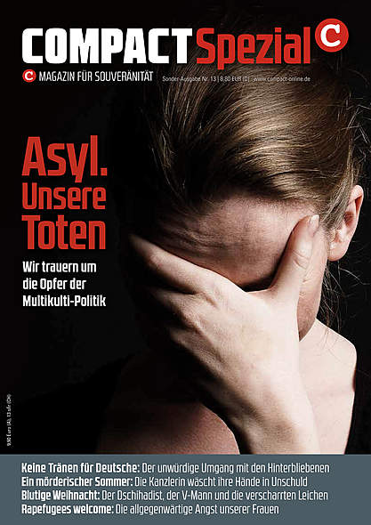 Compact Spezial Nr.13: Asyl. Unsere Toten