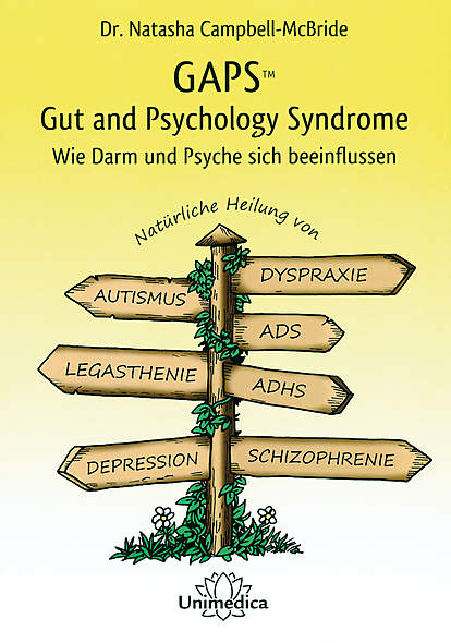 GAPS - Gut and Psychology Syndrome