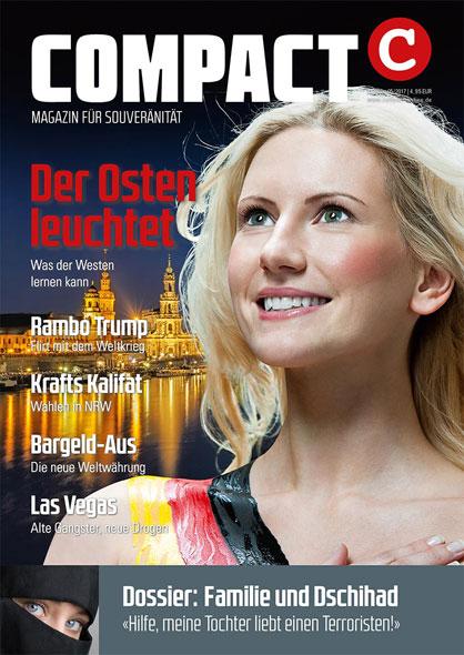 Compact Magazin Ausgabe Mai 2017