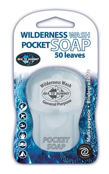 Sea to Summit Pocket Soap Taschenseife - 50 Blättchen