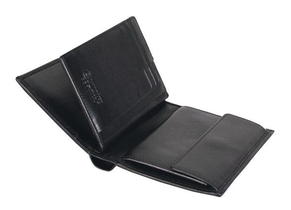 Esquire RFID Herren-Geldbörse - Hochformat 10x12cm