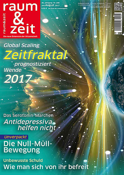 Raum & Zeit Nr.208 Ausgabe Juli/August 2017