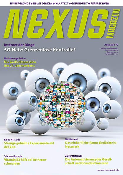 Nexus-Magazin Ausgabe 72 August/September 2017