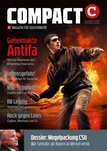 Compact Magazin Ausgabe August 2017