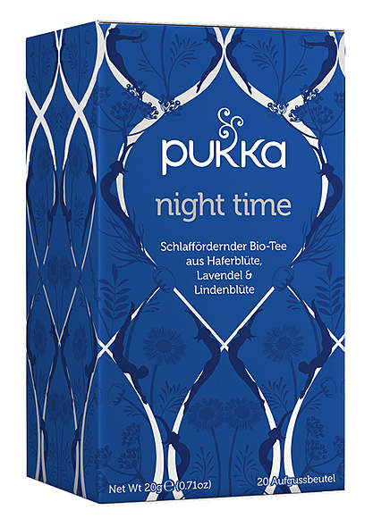 Pukka Night Time Tee