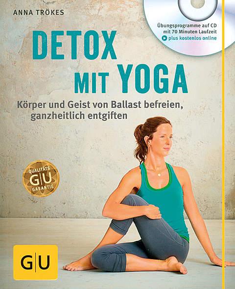 Detox mit Yoga - Mängelartikel