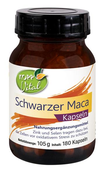 Kopp Vital Schwarzer Maca