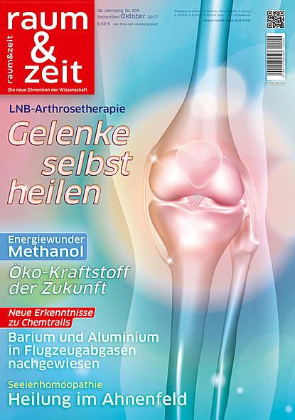 Raum & Zeit Nr.209 Ausgabe September/Oktober 2017