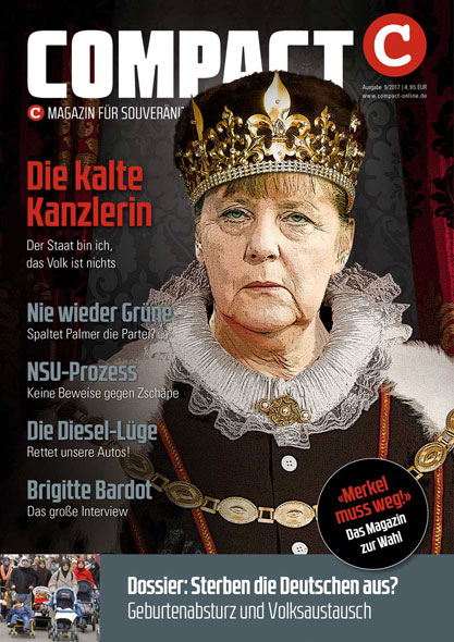Compact Magazin Ausgabe September 2017