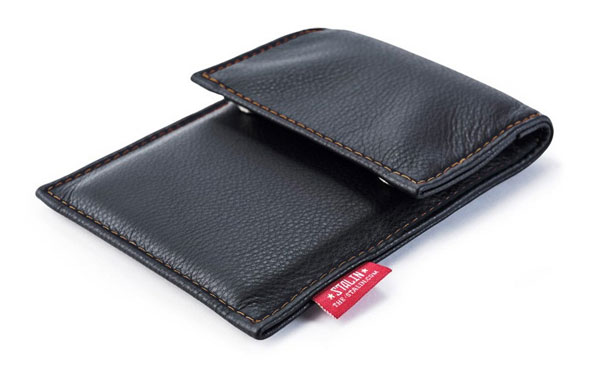 Der STALIN PhoneBAG Anti Spionage Tasche Black groß Made in Germany