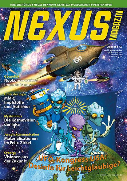 Nexus-Magazin Ausgabe 73 Oktober/November 2017