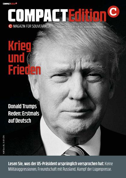 Compact Edition Ausgabe 4: Krieg und Frieden