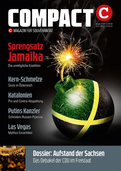 Compact Magazin Ausgabe November 2017