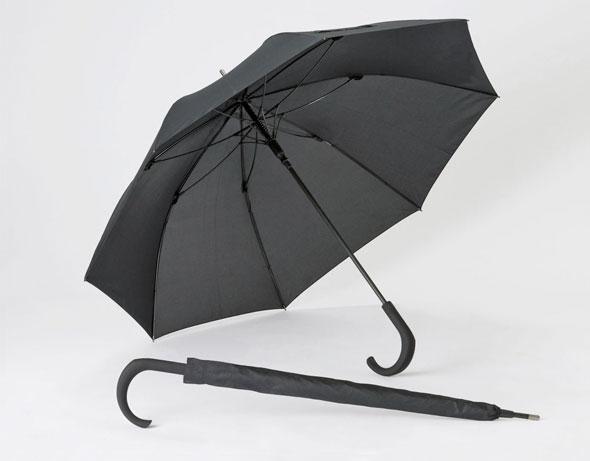 Unbreakable® Umbrella Selbstverteidigungsschirm mit Rundhakengriff
