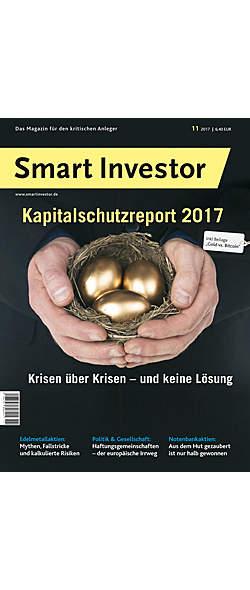 Smart Investor Ausgabe 11/2017