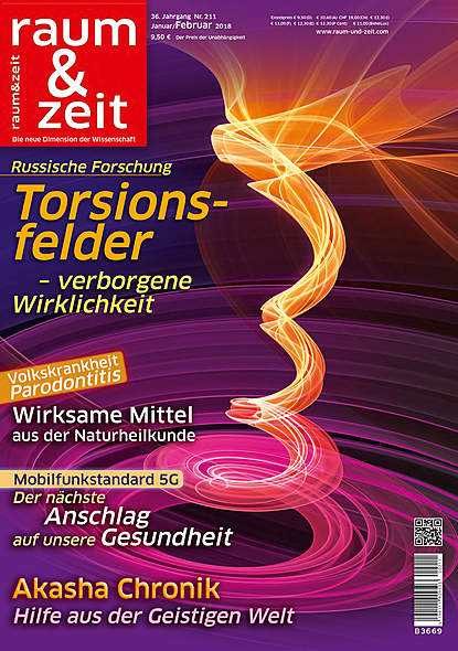 Raum & Zeit Ausgabe Januar/Februar 2018