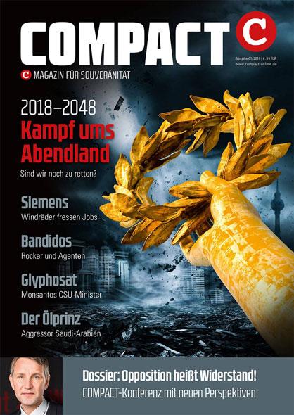 Compact Magazin Ausgabe Januar 2018