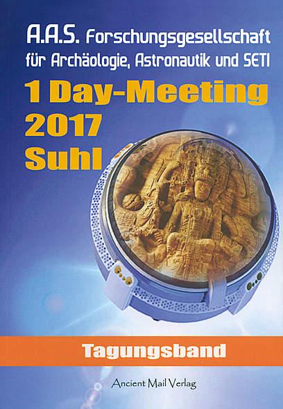 Tagungsband zum One-Day- Meeting der A.A.S. Suhl 2017 - Mängelartikel