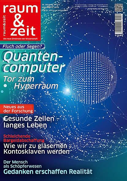 Raum & Zeit Nr. 212 - Ausgabe März/April 2018