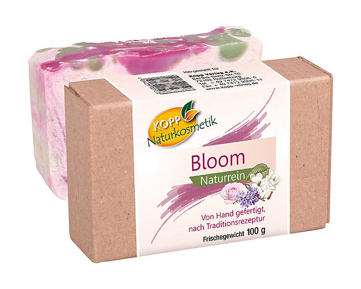 Kopp Naturkosmetik Bloom Seife