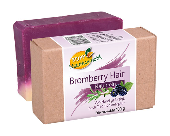 Kopp Naturkosmetik Bromberry Hair Seife -vegan