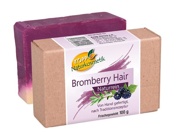 Kopp Naturkosmetik Bromberry Hair Seife -vegan