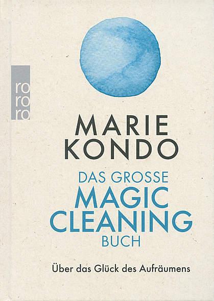 Das große Magic Cleaning Buch