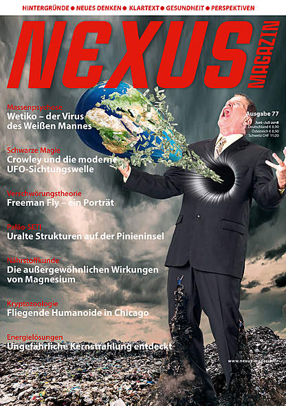Nexus-Magazin Ausgabe Nr.77 Juni/Juli 2018