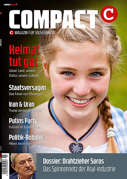 Compact Magazin Ausgabe Juni 2018