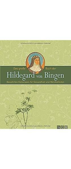 Das große Buch der Hildegard von Bingen - Mängelartikel