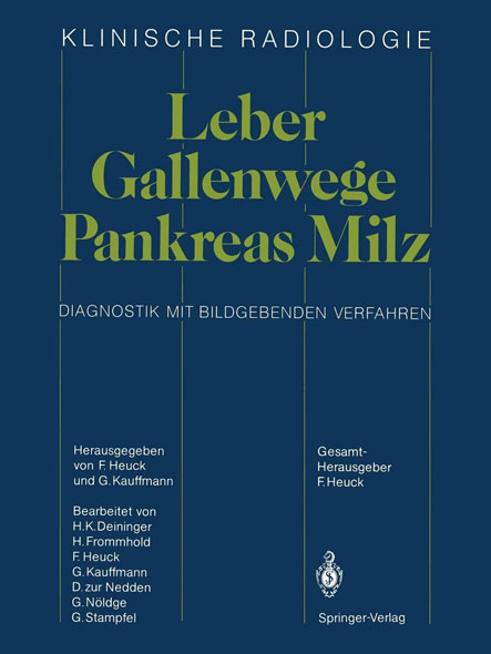 Leber · Gallenwege Pankreas · Milz - Mängelartikel