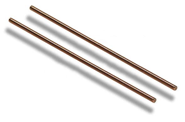 Kupfer-Elektroden für Ionic Pulser