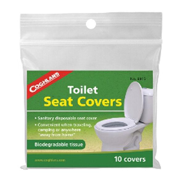 2er Pack Coghlans Toilettenauflagen - 10 Stück