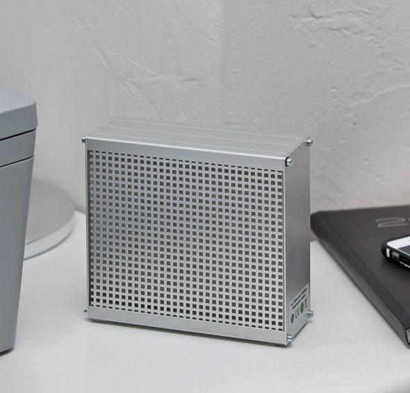 Luftreiniger LR 1 für Räume bis ca. 12m² oder ca. 30m³