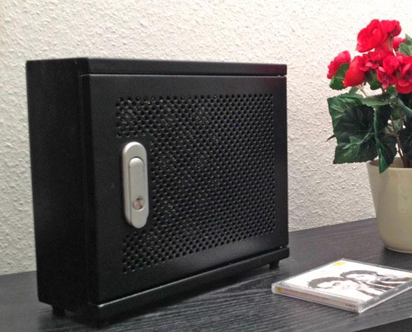 LR 500 Luftreiniger für Räume bis ca. 65m² oder ca. 170m³