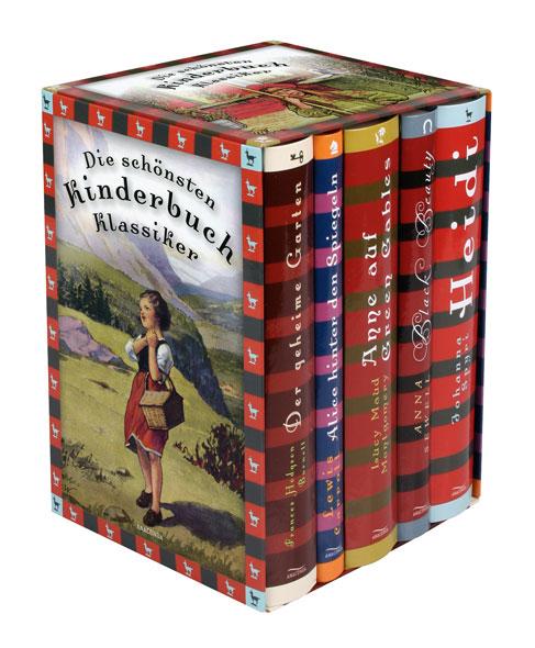 Die schönsten Kinderbuch-Klassiker