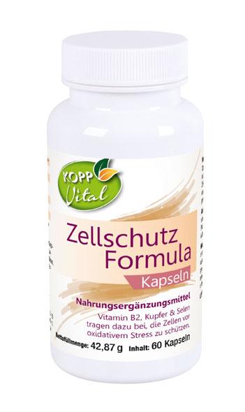 Kopp Vital Zellschutz Formula Kapseln