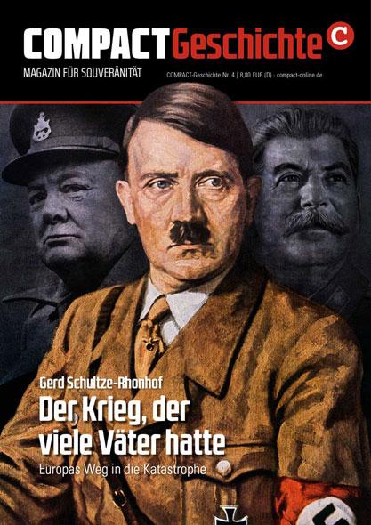 Compact Geschichte Nr.4: Der Krieg, der viele Väter hatte - Europas Weg in die Katas
