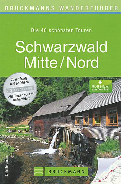 Wanderführer Schwarzwald Mitte/Nord