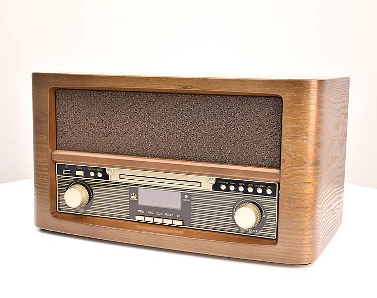 Nostalgie-Stereoanlage - Mängelartikel für Bastler