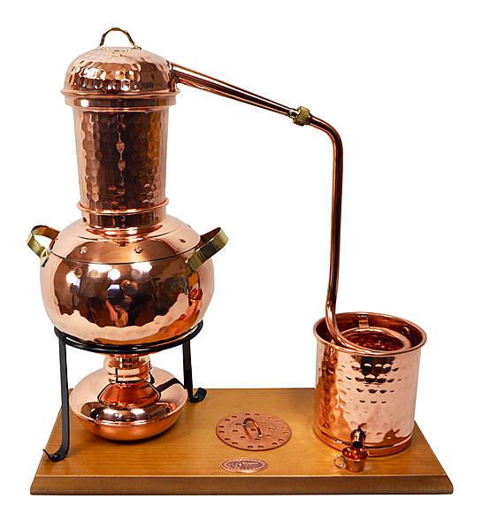 »CopperGarden®« Tischdestille Arabia