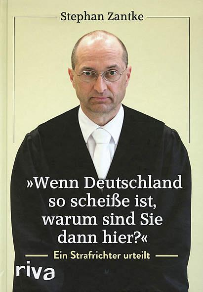»Wenn Deutschland so scheiße ist, warum sind Sie dann hier?«