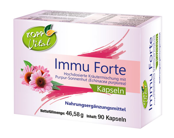 Kopp Vital Immu Forte, Kapseln