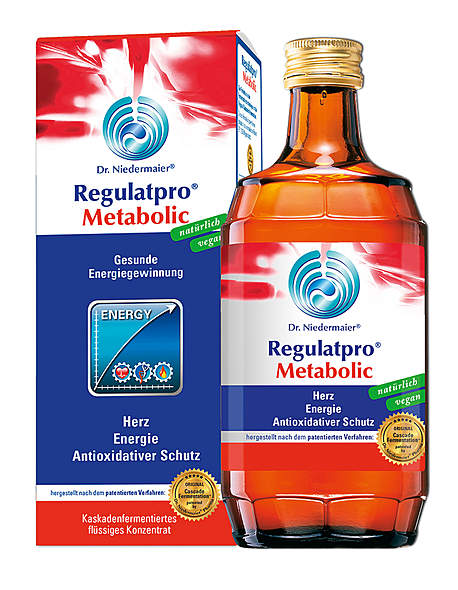 Dr. Niedermaier  ®   Regulatpro  ®   Metabolic