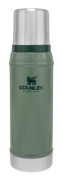 Stanley Classic, Vakuum-Flasche, 0.75 Liter - Hammerschlaglackierung