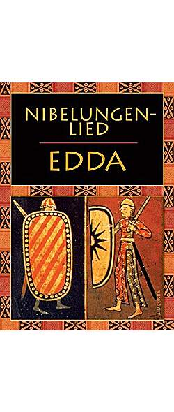 Edda und Nibelungenlied - Mängelartikel