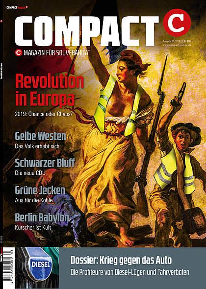 Compact Magazin Ausgabe Januar 2019