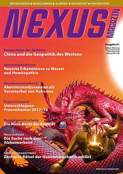 Nexus-Magazin Februar/März 2019