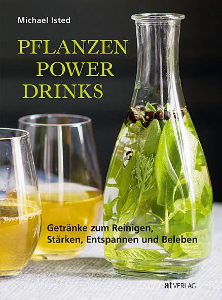 Pflanzen Power Drinks